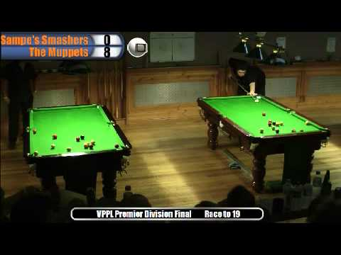 VPPL Summer comp 2011/12 Premier Division Grand Final