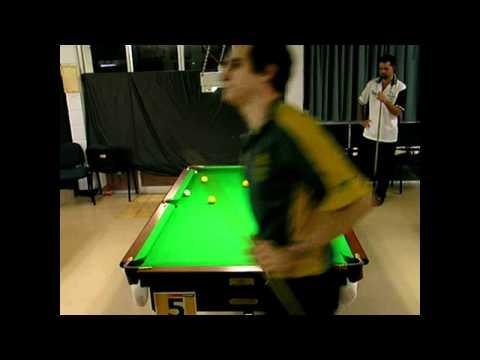 QLD 8 Ball Final 2010 - Beeton 1-0 Kitchener