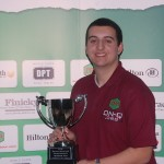 All change at Bradford for the 2012 English Open