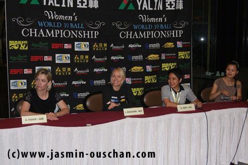 10-Ball Women World Championship 2011