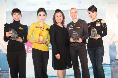 WPA Amway Cup in Taiwan