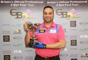 2014 GB9 Northern Masters – Event Report