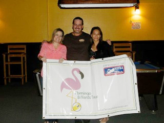 McCormick breaks through on Flamingo Billiards Tour