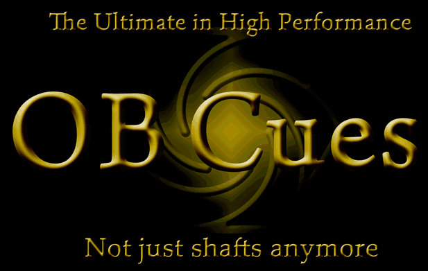 OB Cues Becomes the Official Cue of the GB9 Tour in Britain