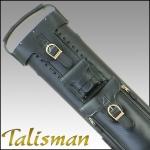 Black Talisman 2x4 Cue Case
