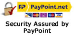 Security Assured by PayPoint