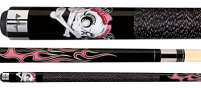 Product Review: Player's Foxy Diva Pool Cue