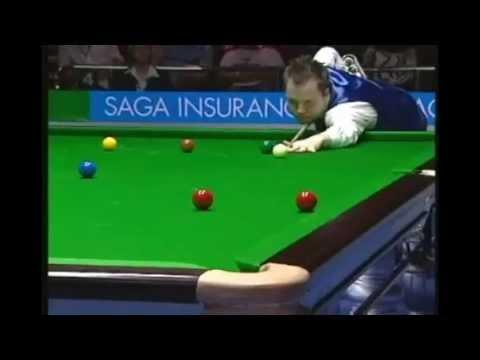 The best 5 breaks in all snooker history