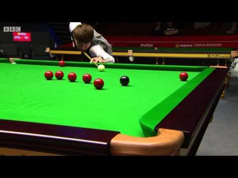 World Snooker Championship 2014. Day 1. Highlights. BBC 720p