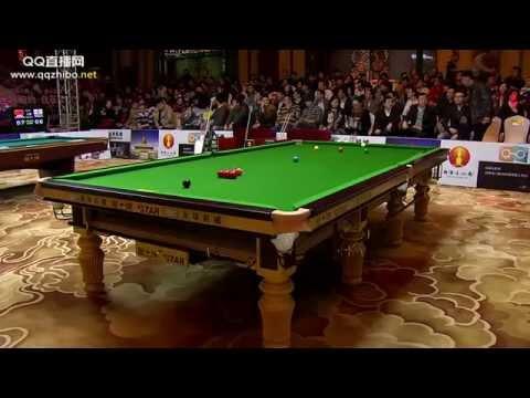 O'Sullivan - Pan Xiaoting. Billiard Challenge. 6 red Snooker. HD