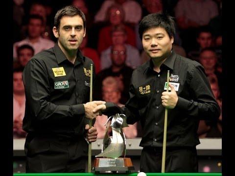 Snooker Welsh Open 2014 Final Ronnie O'Sullivan vs Ding Junhui last session