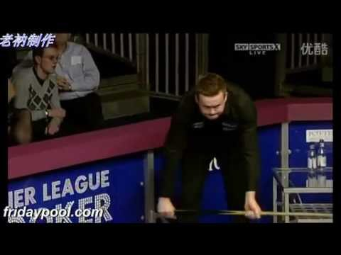 Snooker Great, Fluke and Bad Shots Part 1