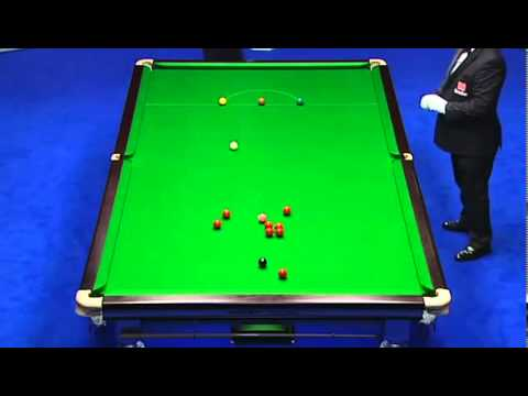 2008 Snooker The Masters R1 Ronnie O'Sullivan vs Stephen Maguire Frame 1-4