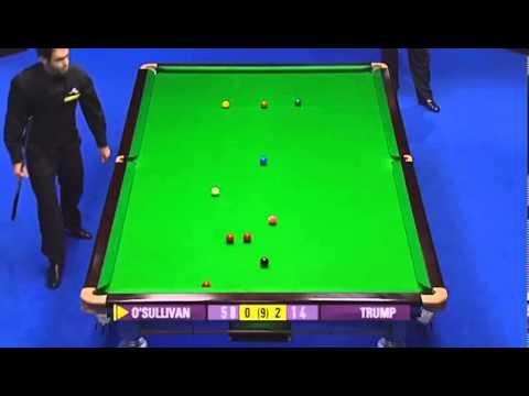 Ronnie O'Sullivan vs Judd Trump [Frame 1 - 4] - Snooker Grand Prix 2008
