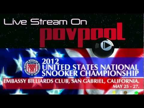 The 2012 USSA National Snooker Championships / Trailer
