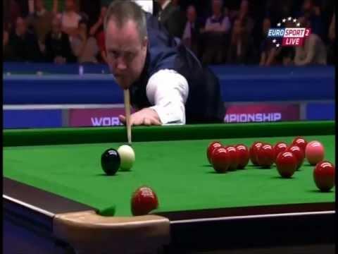UK Snooker Championship 2012 - John Higgins 147 vs Mark Davis