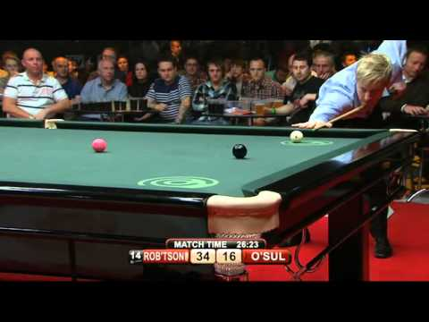 Power Snooker Masters Trophy 20 November 2011