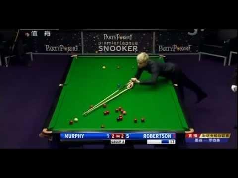 Shaun Murphy v Neil Robertson ~ 2012 Premier League snooker - final Event 4