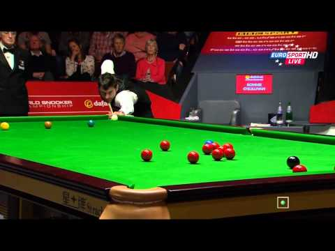 ● Best Rocket's Shots ● 1080p ● 2014 World Snooker Championship ●
