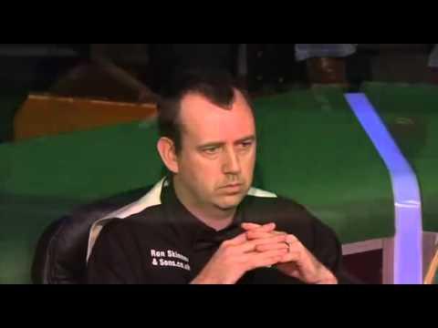 Ronnie O'Sullivan vs Mark Williams - Snooker Welsh Open 2012