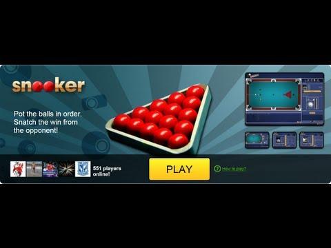 Snooker Big Table - Achieving 137 Break