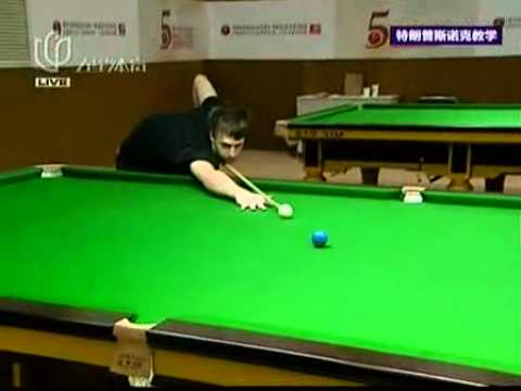 Judd Trump Moonlighting As Snooker Coach In China