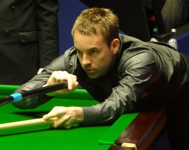 Ali Carter Snooker 2012