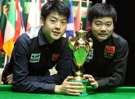 Wenbo wins in Zhengzhou