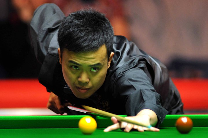 Marco Fu Snooker