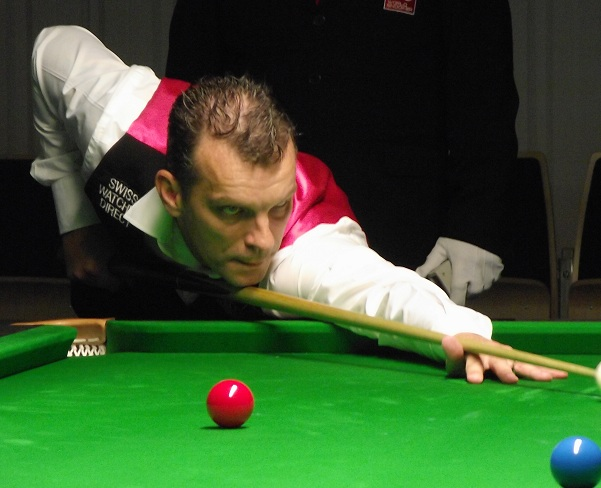 Mark Williams Snooker 2012