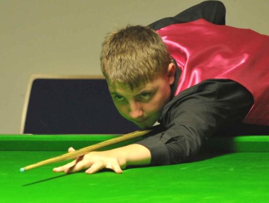 Shane Castle Snooker 2012