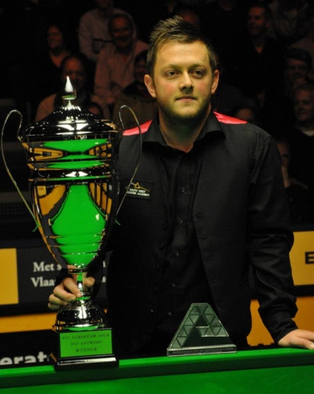 Awesome Allen Victorious in Antwerp
