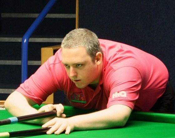 David Grace Pink Snooker