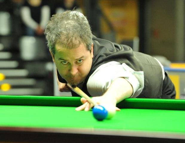 Anthony Hamilton Snooker German Masters 2013