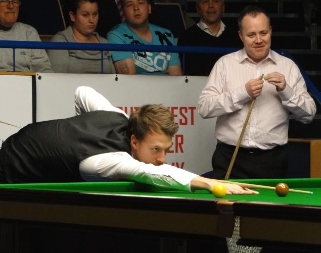 Judd Trump John Higgins Snooker UKPTC4 2012