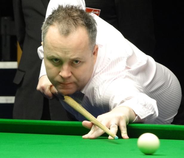 John Higgins Snooker UKPTC4 2012