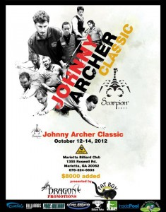 2012 Johnny Archer Classic