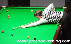 Q School 2012: Brilliant Baird Back On Tour