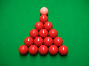 Snooker on the Internet 2012