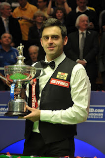 Ronnie O'Sullivan: Champion of the world