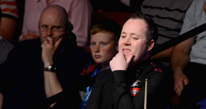 Higgins eliminated in China
