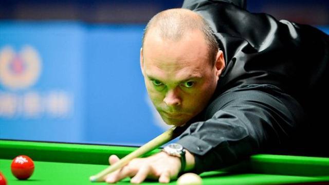 Bingham beats Allen to win Shanghai Masters