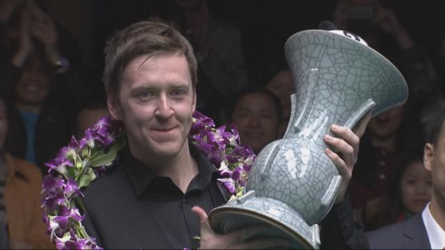 Ricky Walden beats Mark Allen to win in China