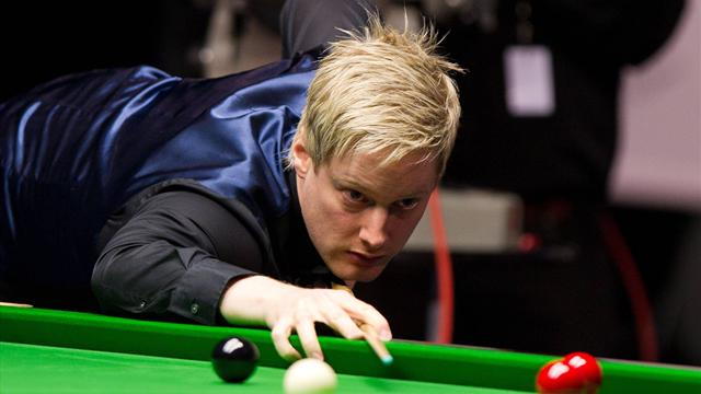 Robertson edges scintillating Wuxi Classic final