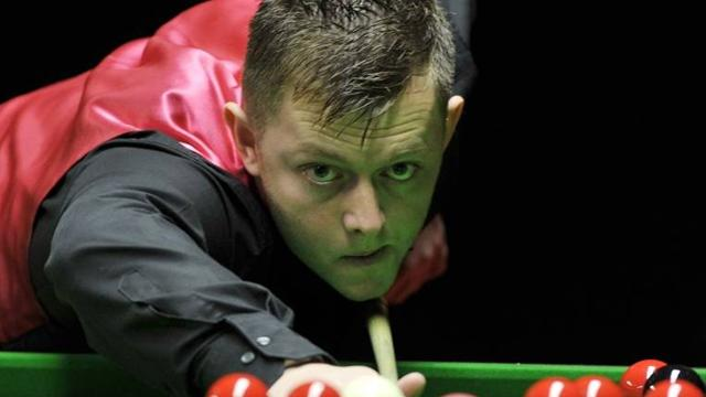 Snooker - Cao upsets Carter in Goldfields first round
