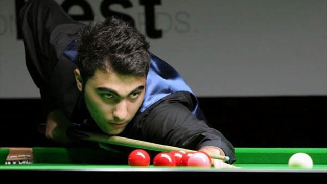 Snooker-Iranian teen to turn pro