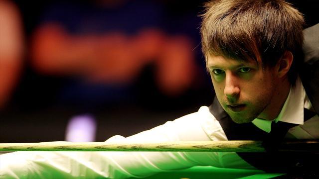 Snooker-Masterful Trump comeback sees off Hawkins