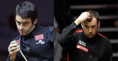 Snooker-O'Sullivan-Williams in line for Crucible showdown