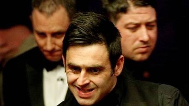 Snooker-O'Sullivan sets up final rematch against Carter