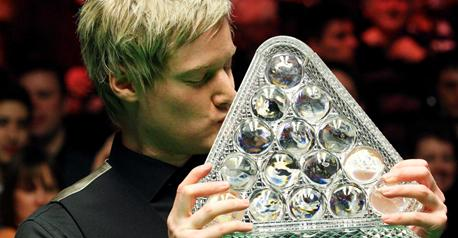 Snooker - Robertson crashes out of Wuxi first round